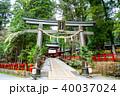 二荒山神社 大鳥居 鳥居の写真 40037024