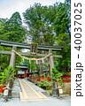 二荒山神社 大鳥居 鳥居の写真 40037025