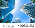 《東京都》超高層ビル・ビジネス街 40038158