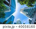 《東京都》超高層ビル・ビジネス街 40038160