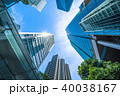 《東京都》超高層ビル・ビジネス街 40038167