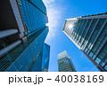 《東京都》超高層ビル・ビジネス街 40038169