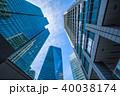 《東京都》超高層ビル・ビジネス街 40038174