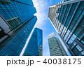 《東京都》超高層ビル・ビジネス街 40038175