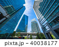 《東京都》超高層ビル・ビジネス街 40038177