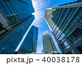 《東京都》超高層ビル・ビジネス街 40038178
