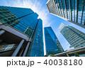 《東京都》超高層ビル・ビジネス街 40038180