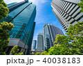 《東京都》超高層ビル・ビジネス街 40038183