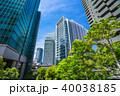 《東京都》超高層ビル・ビジネス街 40038185