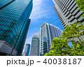 《東京都》超高層ビル・ビジネス街 40038187