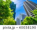 《東京都》超高層ビル・ビジネス街 40038190