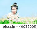 草原 ファミリーイメージ 40039005
