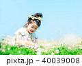 草原 ファミリーイメージ 40039008