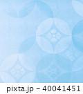 和紙 和柄 柄のイラスト 40041451