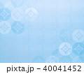 和紙 和柄 柄のイラスト 40041452