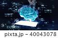 AI 人工知能 デジタルの写真 40043078