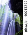 鍋ヶ滝 滝 川の写真 40043299