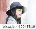若い 女性 20代の写真 40045319