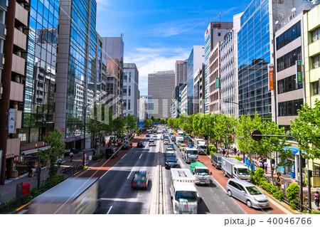 《東京都》都市の交通イメージ 40046766
