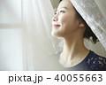 人物 ポートレート 女性の写真 40055663