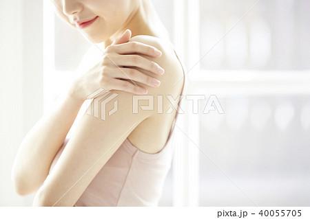 女性 ビューティーイメージ 40055705