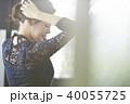 人物 ポートレート 女性の写真 40055725