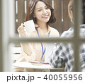 女性 アジア人 ビジネスウーマンの写真 40055956