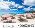 海 トロピカル ビーチの写真 40062043
