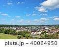 空 街並み 住宅の写真 40064950