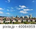 青空 街 街並みの写真 40064959