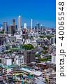 《東京都》初夏の都市風景 40065548