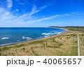館山市 平砂浦海岸 海の写真 40065657