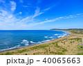 館山市 平砂浦海岸 海の写真 40065663