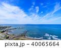 館山市 平砂浦海岸 海の写真 40065664