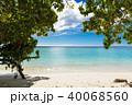 グアム タモン湾 ビーチの写真 40068560