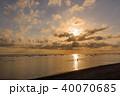 鵜ノ崎海岸 海岸 海の写真 40070685