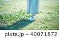 女性 散歩 歩くの写真 40071872