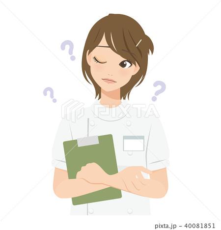 がんばるオンナノコ 看護師・エステティシャン 40081851