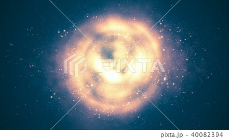 Background with nice abstract galaxy 40082394