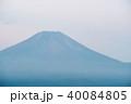 夏の富士山 40084805