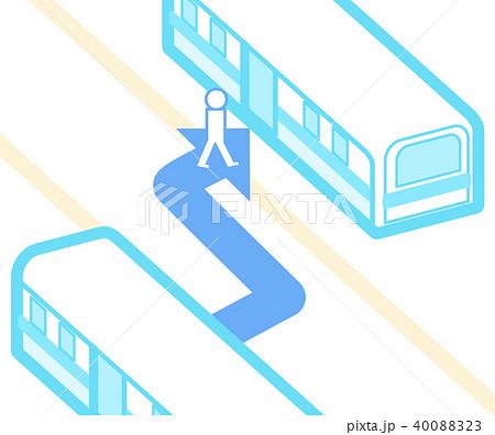 乗り換え 電車