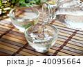 夏の冷酒 40095664