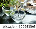 夏の冷酒 40095696
