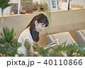 女性 ビジネスウーマン コワーキングスペースの写真 40110866