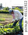 シニア 男性 作業の写真 40112922