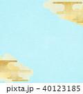 背景 和柄 柄のイラスト 40123185