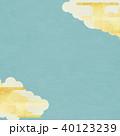 背景 和柄 柄のイラスト 40123239