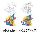 大阪市(区割り) 40127447
