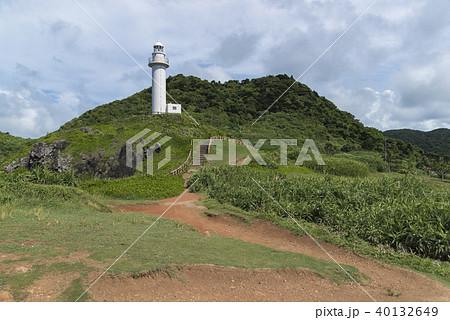御神崎灯台(石垣島) 40132649