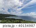 御神崎 石垣島 海岸線の写真 40134987